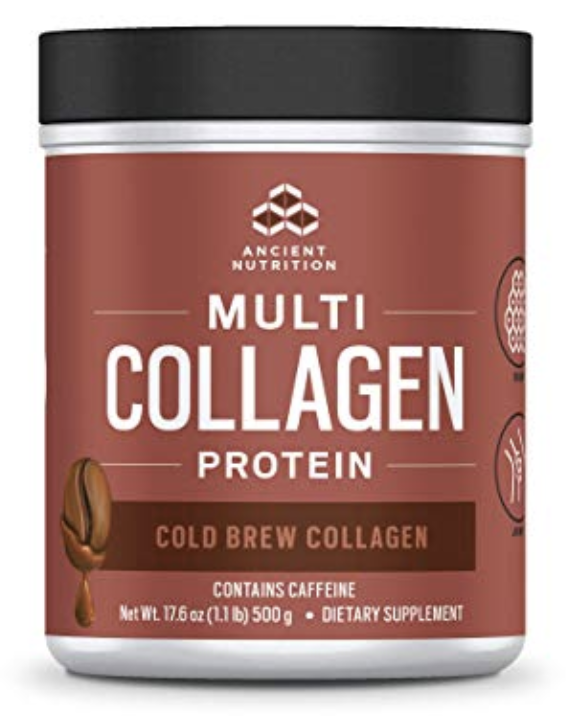 Cold Brew Flavored Collagen
