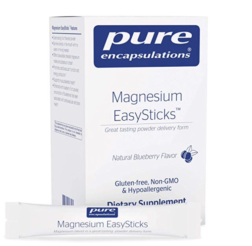 Magnesium To Go Sticks
