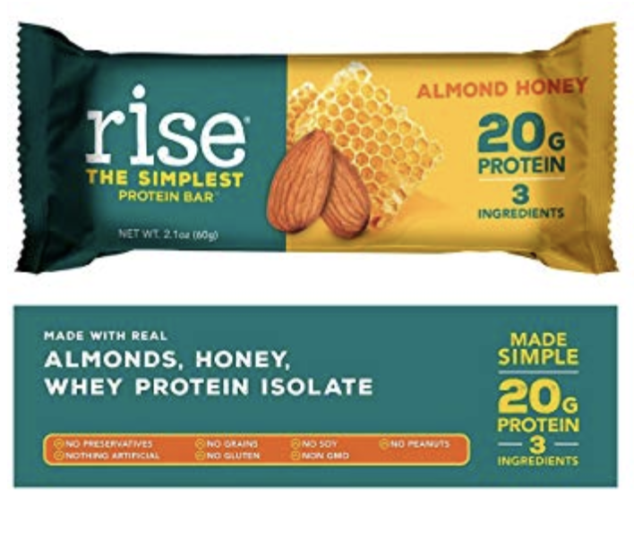 Rise Bar (different flavors)