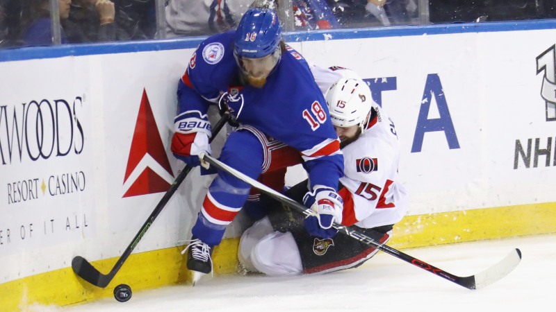Recovery Tips from the NY Rangers