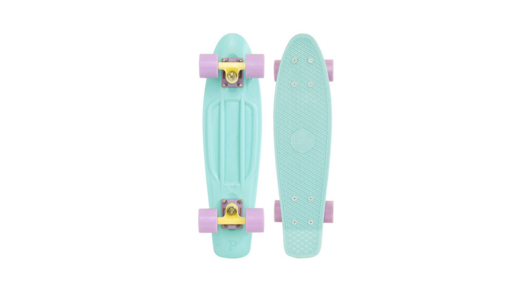 "The beautiful Pegasus 22"" skateboard by  Penny ."
