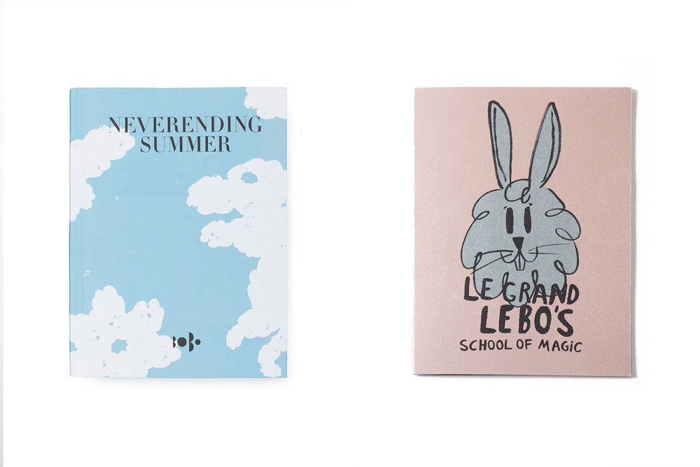 Pastel stories from the beautifully illustrated books of  Bobo .