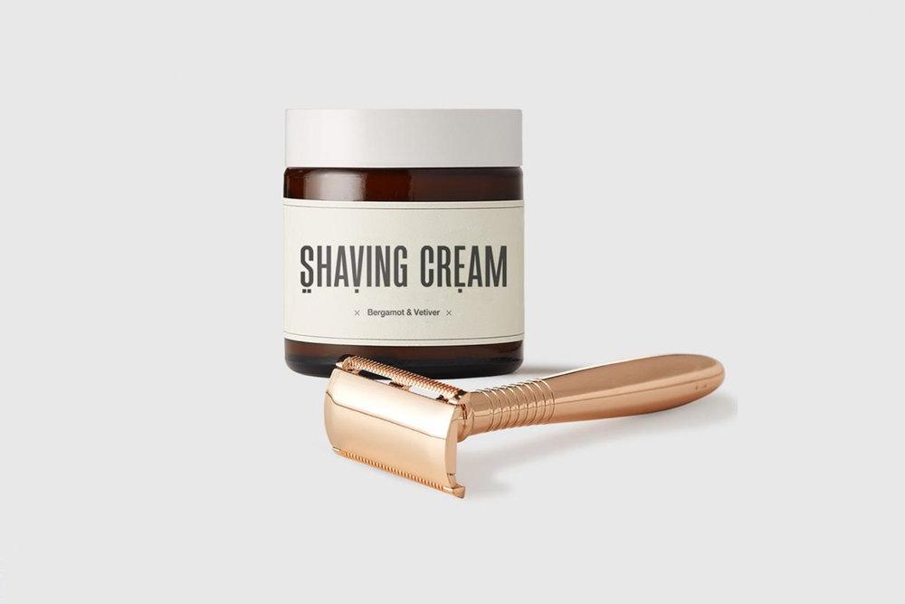 Light and durable Shaving Kit designed by  Maapliim .