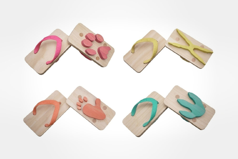 Beach time will never be the same with Ashiato sandals by  Kiko Kids .