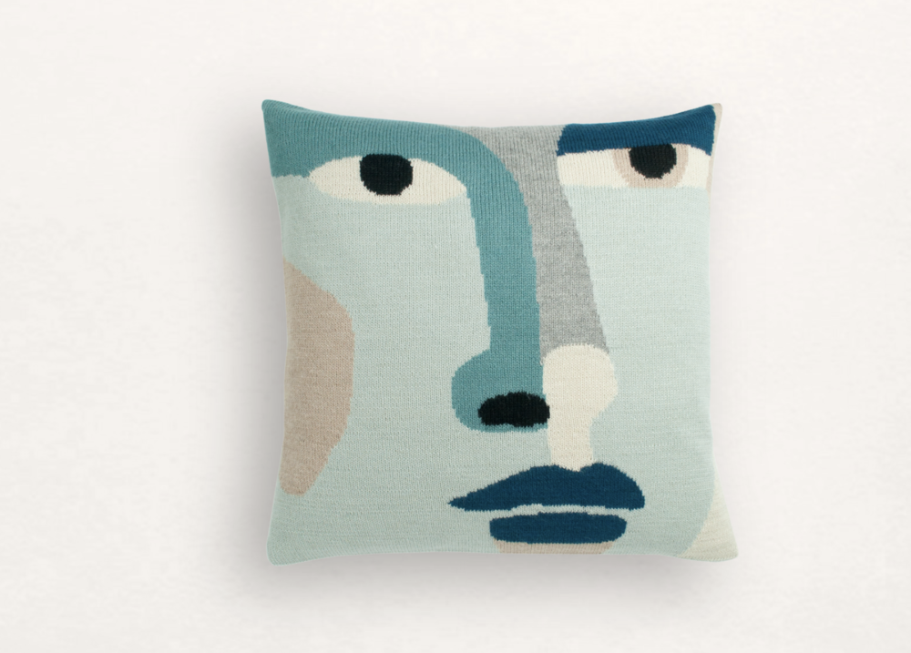 Eye-catching Look Now pillow case by  LUCKYBOYSUNDAY .