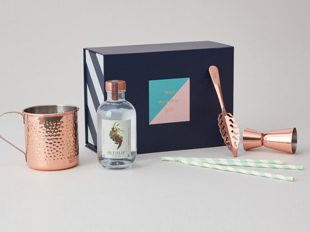 Non-alcoholic gift set  - Official picture