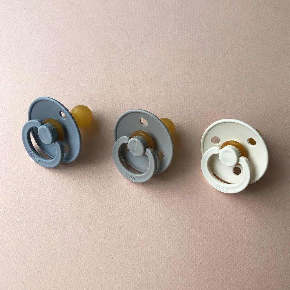 Bibs pacifier  - Credit  Design Hunger