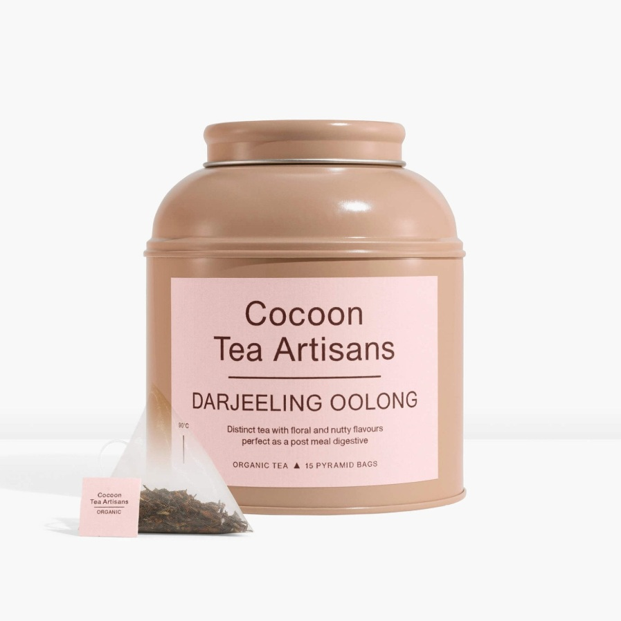 Darjeeling Oolong  official picture.