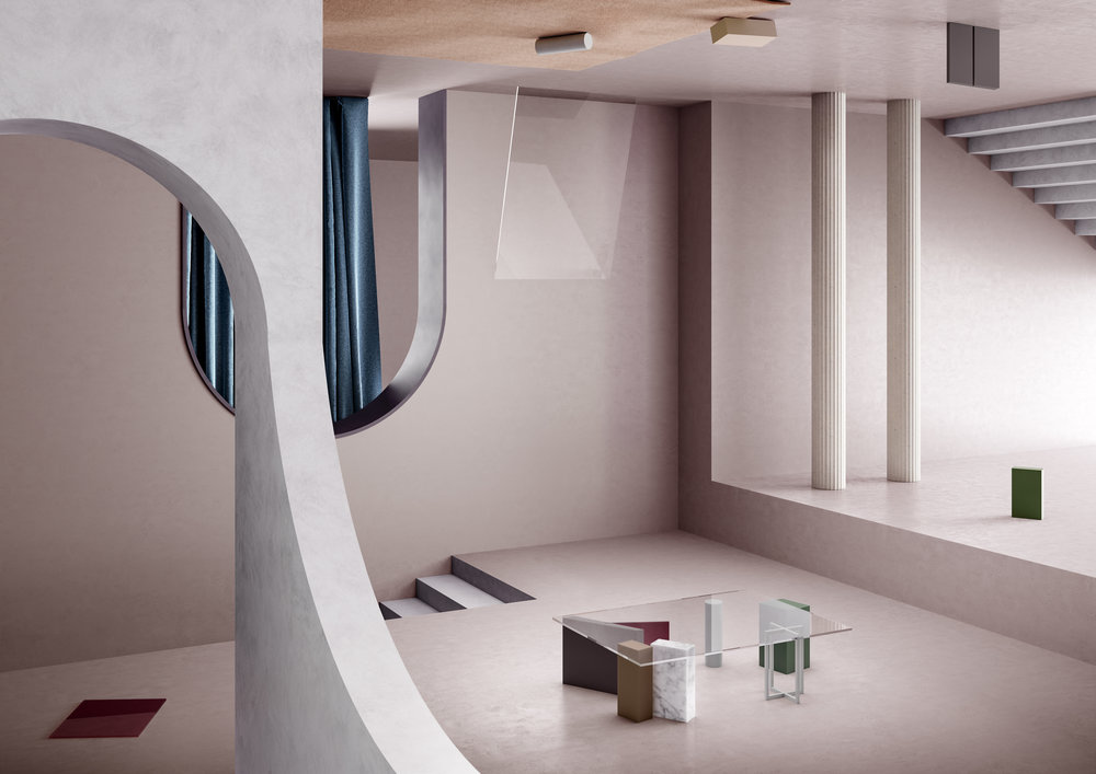 3D Imagery by  Atelier Avéus  and  Massimo Colonna .