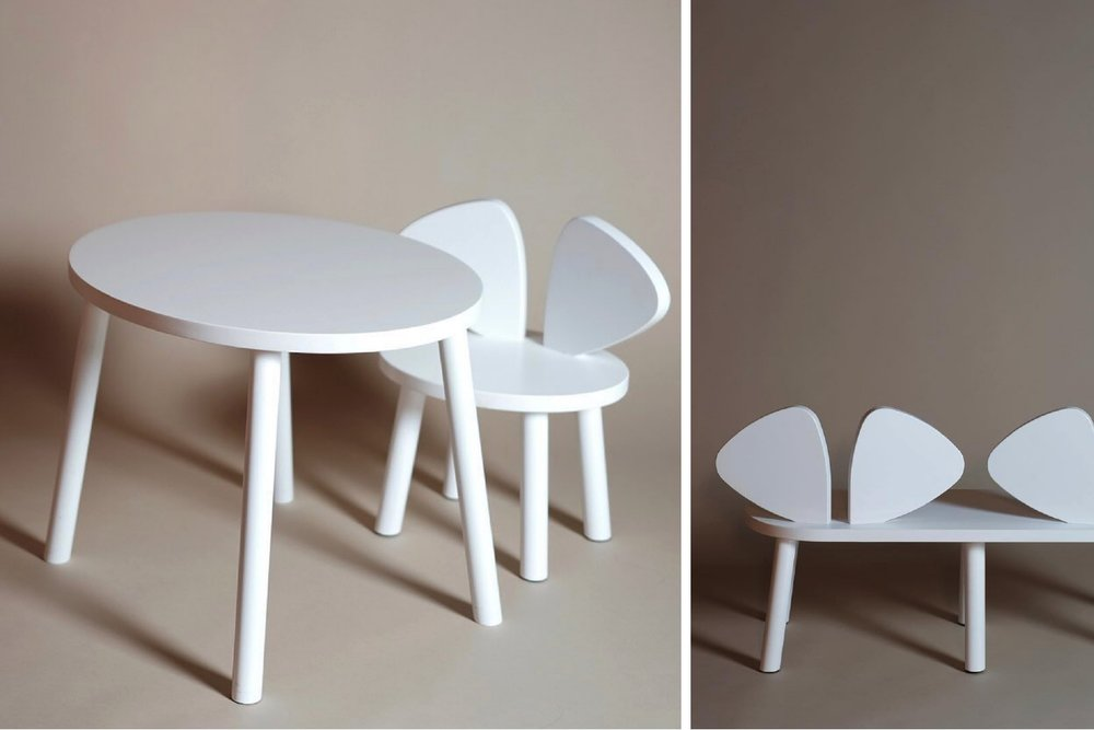Mouse chair by Nofred  - Official picture