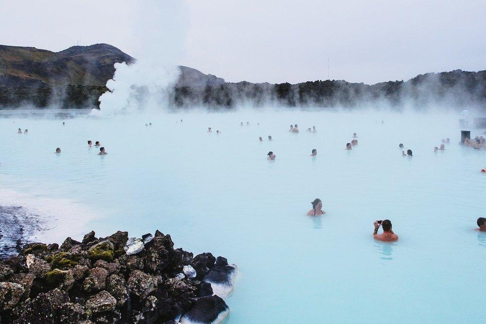 Blue Lagoon thermal pool