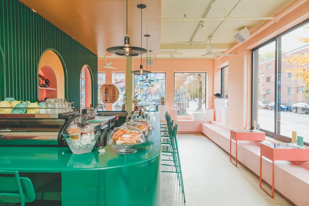 Pastel Interieur Barcelona : Be inspired in barcelona u twentyfour seven