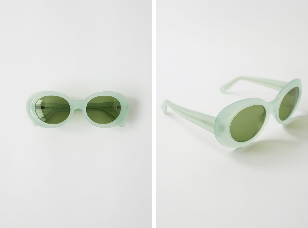 Oval Sunglasses  - Official picture