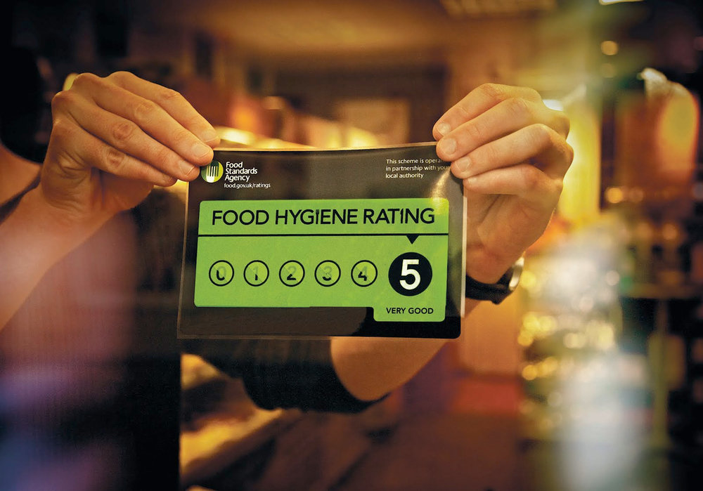 Helping consumers choose where to eat through food hygiene - Food Hygiene Rating Scheme for Food Standards Agency