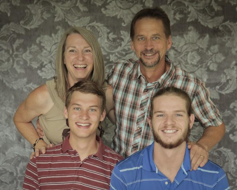 Gibbs, Doug, Arlene, Kyle, Levi