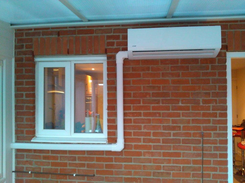 Residential Heat Pump - Continuously we are noticing the demand for Heat Pump technology within the residential marketRenewable technology is highly energy efficient, providing on an average of 3kilowatts Heating output with less than a kilowatt electrical consumption!Opportunities for grant & tax benefits are there for the taking with domestic & business applications