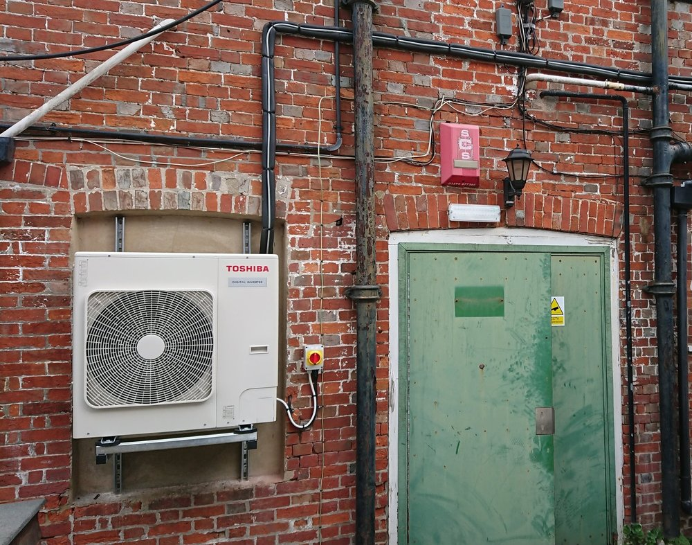 Twin Split Air Conditioning Systems (Heating & Cooling) for Rohan  - Location: Lymington, Hampshire