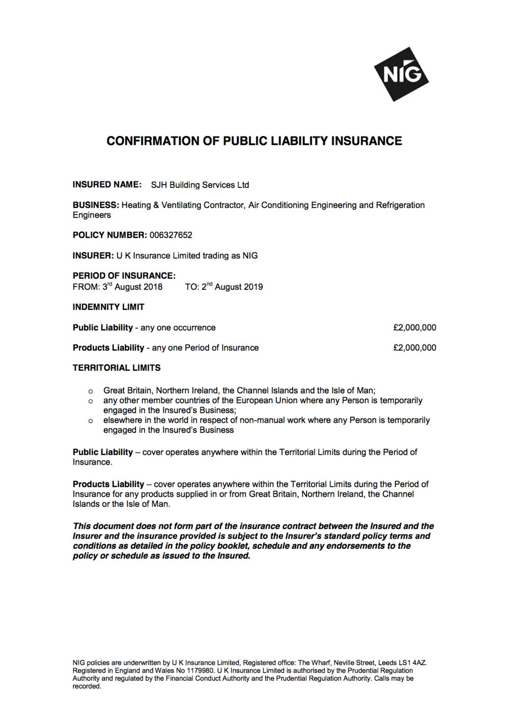 (739204778) Certificate - Tradesman & Professionals Policy from NIG[53651].png