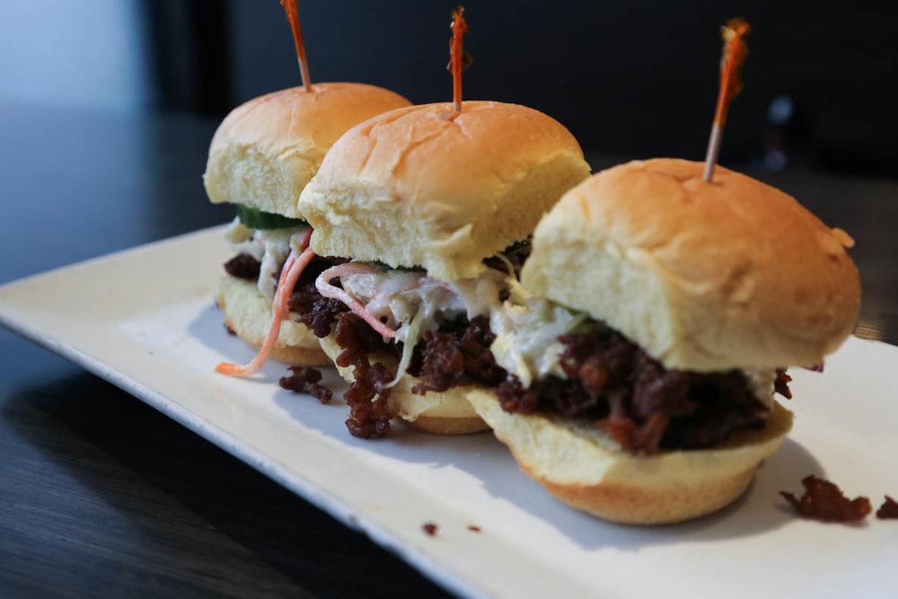 Bulgogi (Beef) Sliders