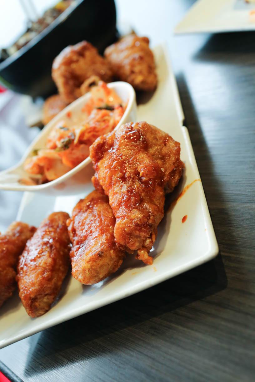 Bonchon Signature Spicy Fried Chicken