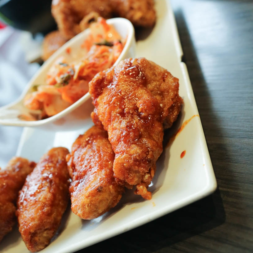 Bon Chon Fried Chicken