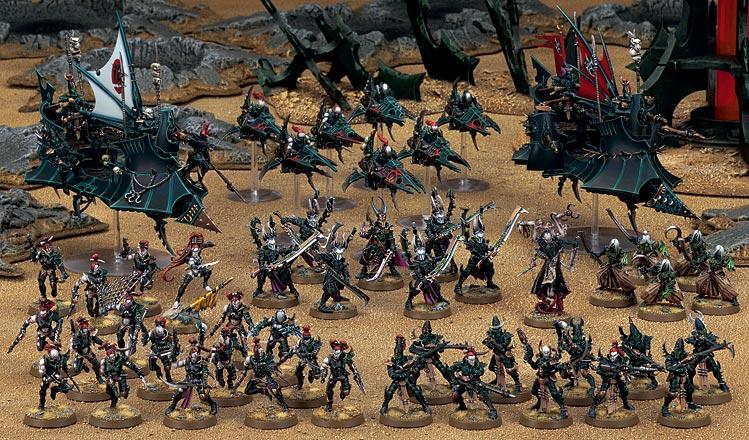 Картинки по запросу dark eldar army