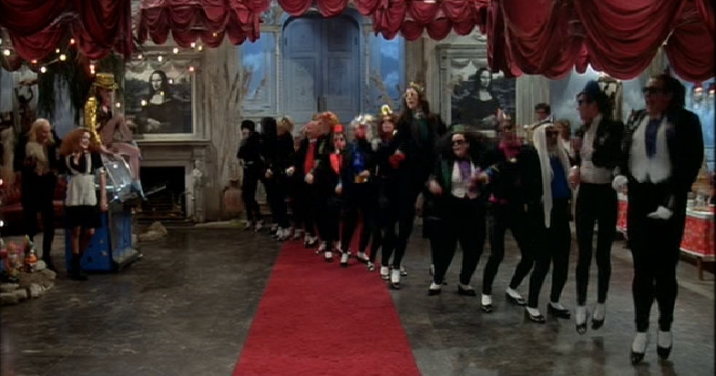 Lets do the Time Warp again!