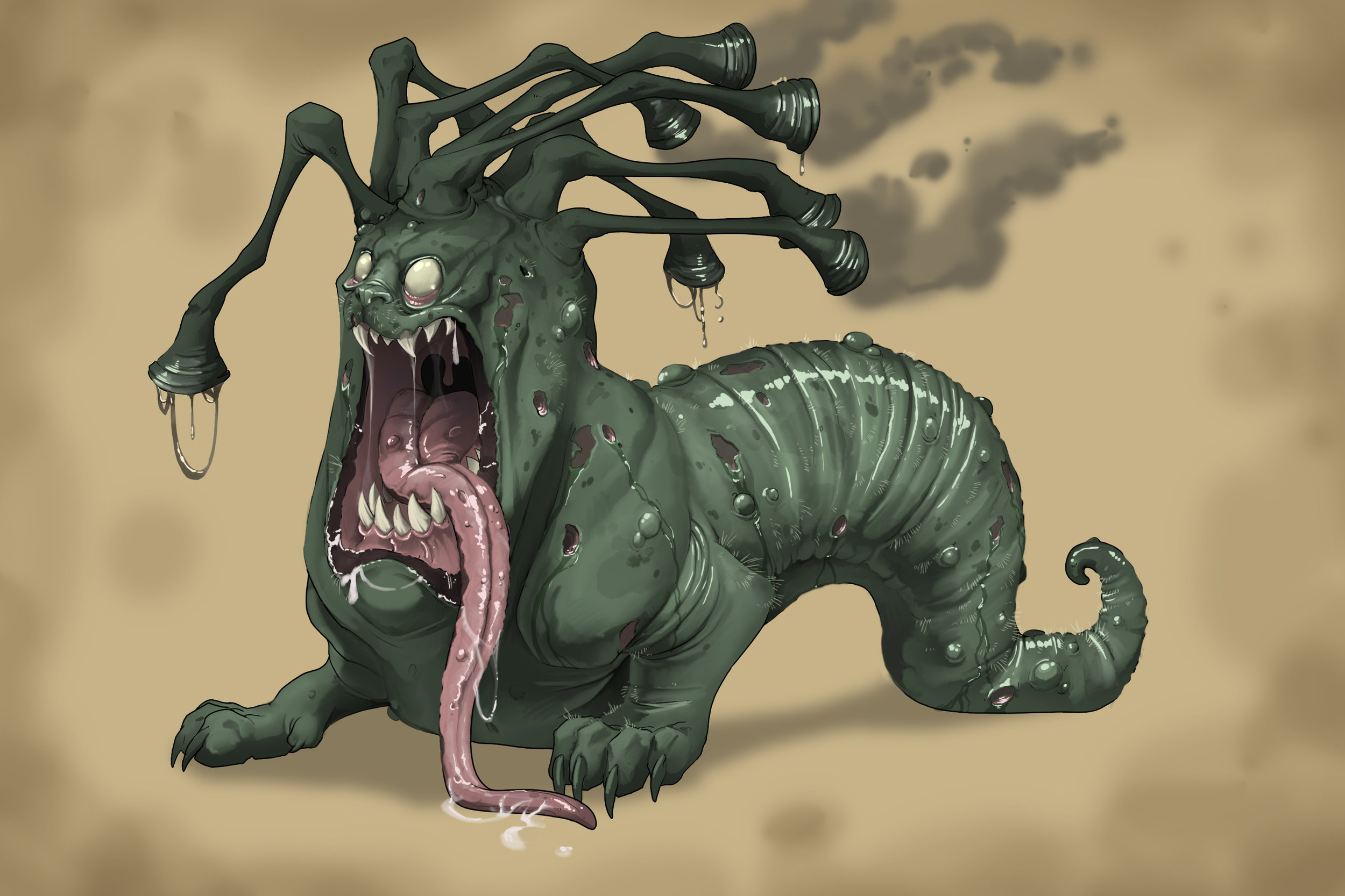 Beast_of_Nurgle_by_ciggypiggy