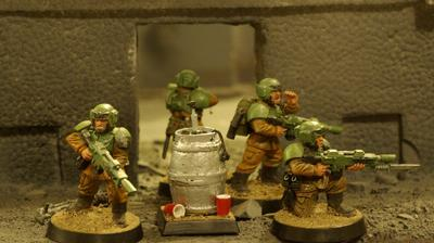 13178_md-Beer, Cadians, Humor, Imperial Guard, Objective Marker, Warhammer 40,000