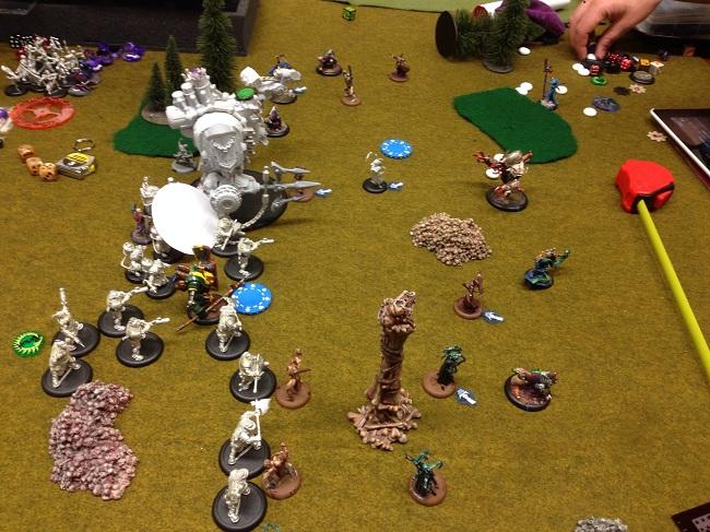 Mercs (Brenden) vs. Jamar (Cryx) 3