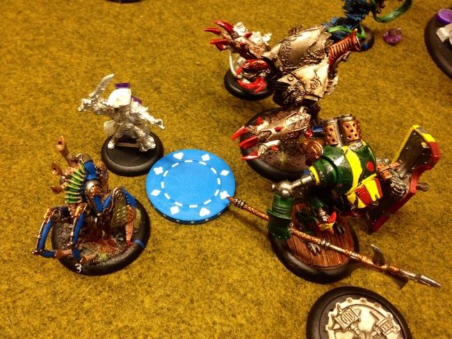 Mercs (Brenden) vs. Jamar (Cryx) 4 (Bart gets got)