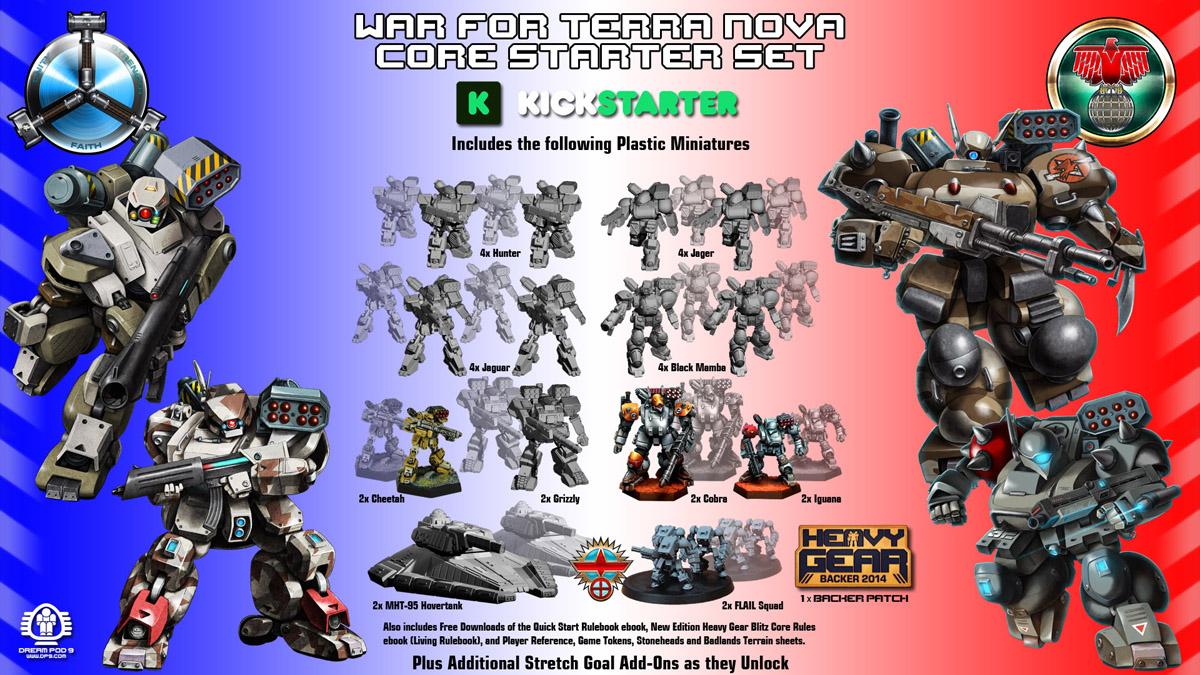 Heavy Gear Blitz Kickstarter Image 1200 wide