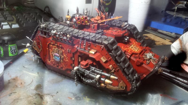 659763_md-Khorne Chaos, Khorne Spartan Assault Tank