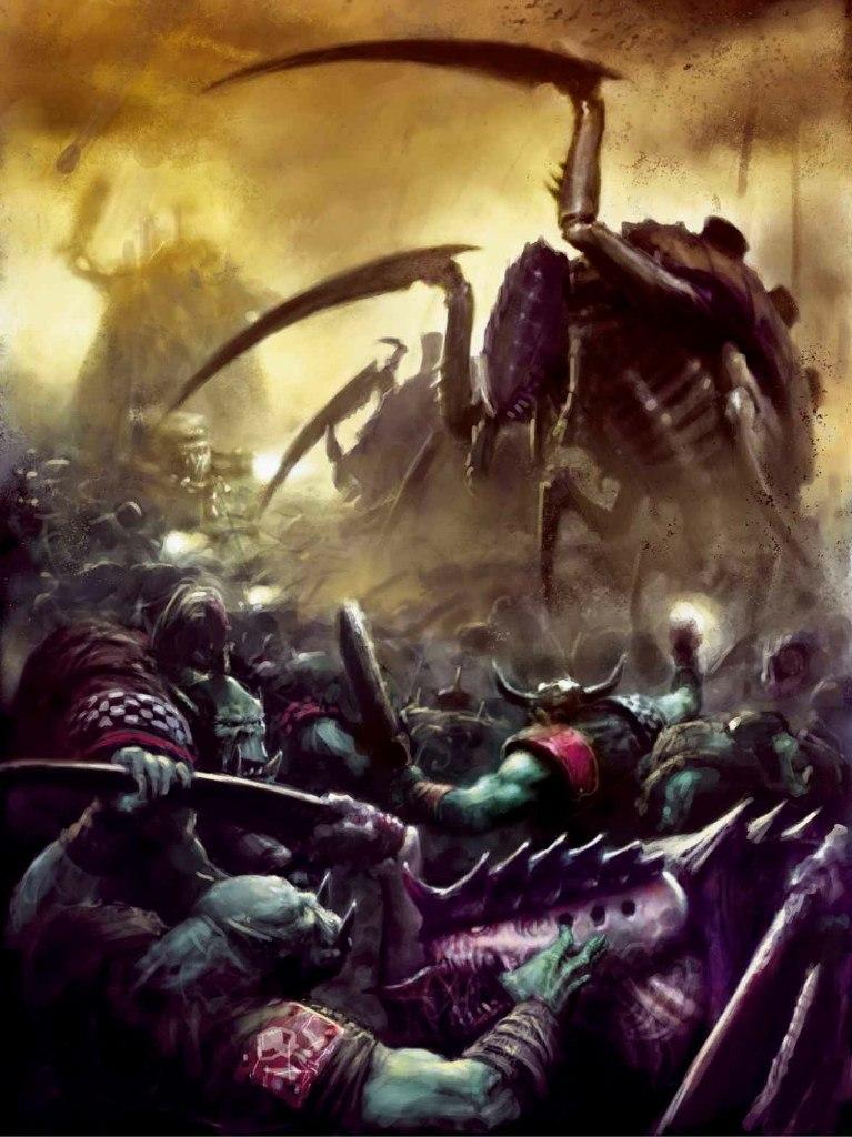 tyranids_vs_orks