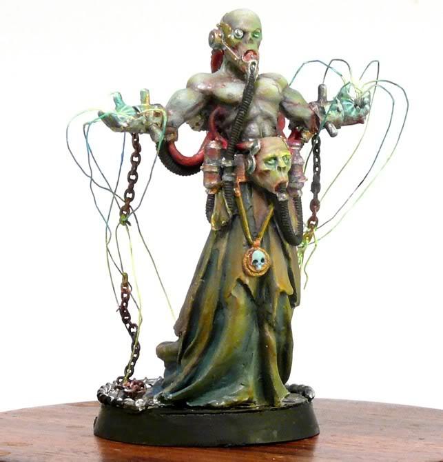 Rogue Psyker by Skeeve