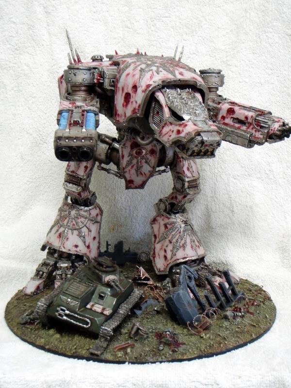 Chaos Warhound by Sheep