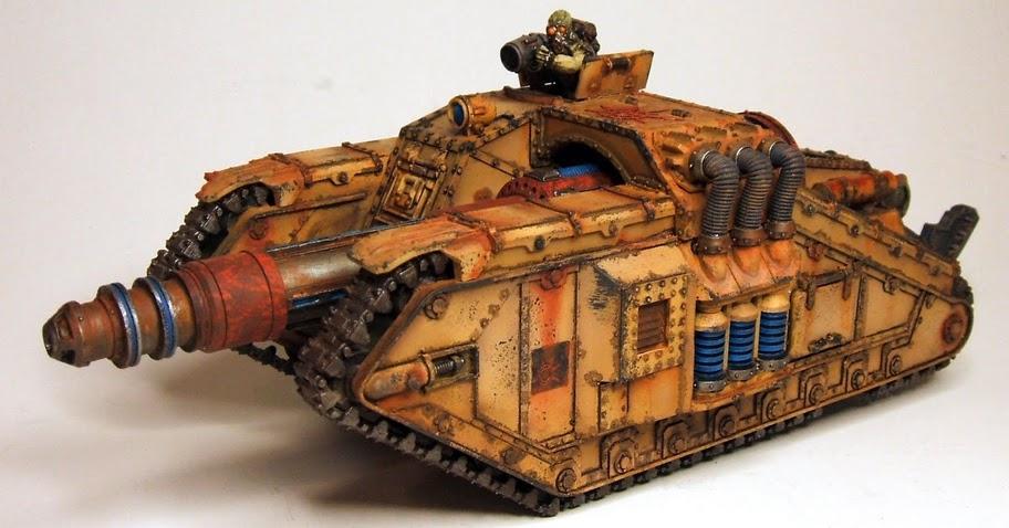 Valdor Tank Hunter by Billy Pistole