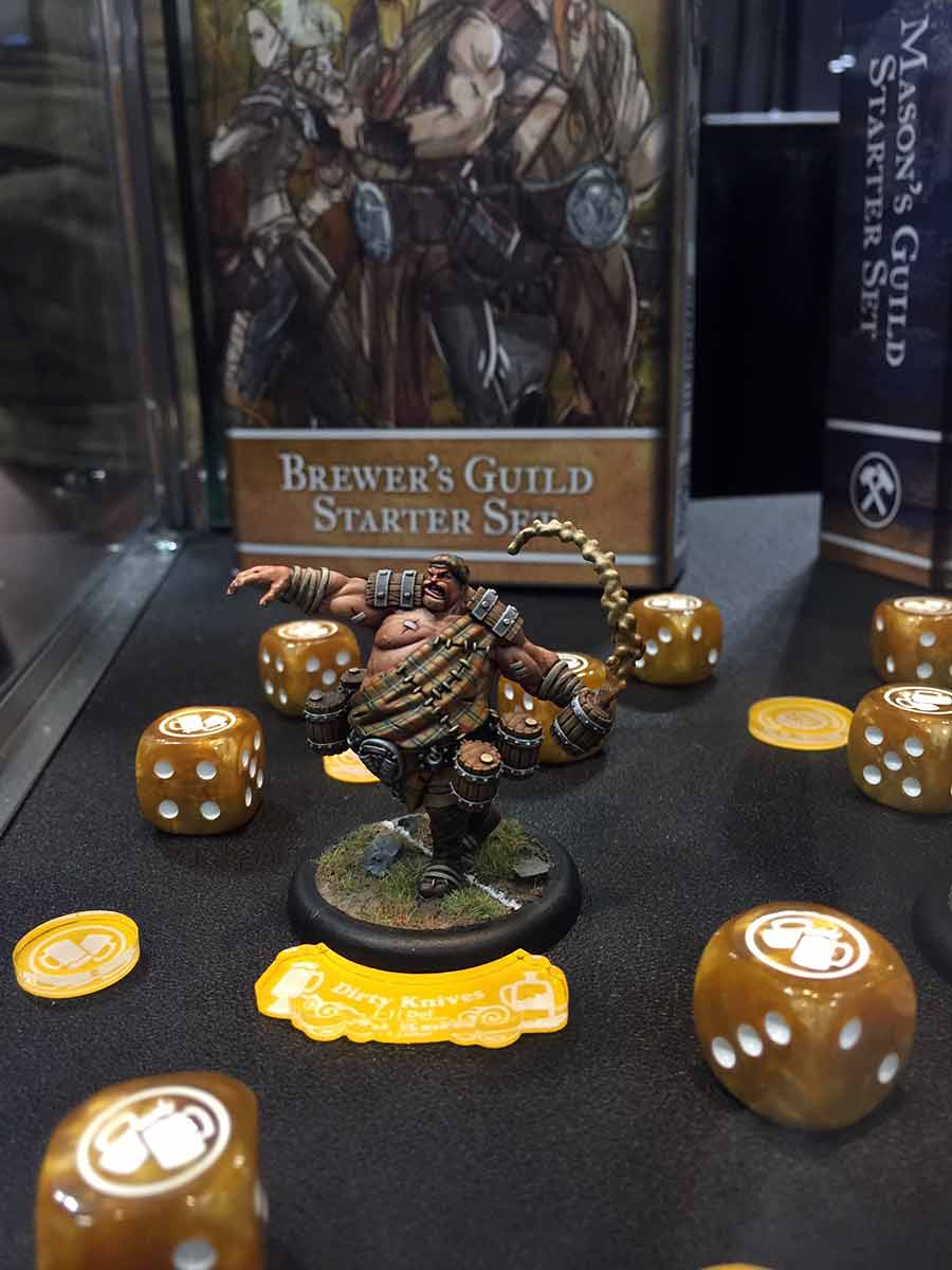 This model alone sold me on Guildball
