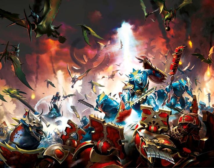 Age of Sigmar: What Army is for You? — The Dice Abide
