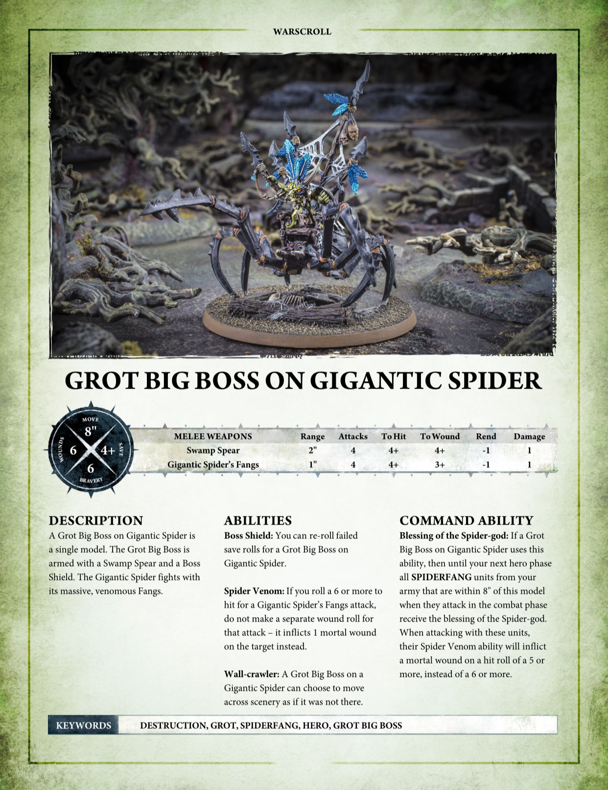 grot-big-boss-gigantic-spider-scroll