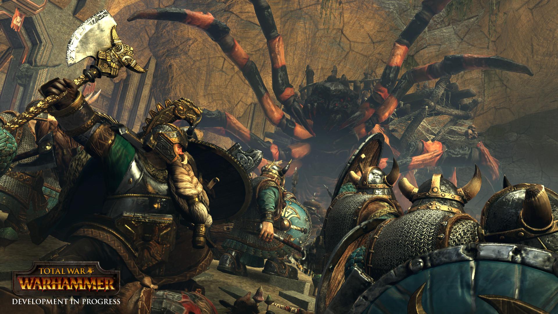 total-warhammer-dwarf-spiders