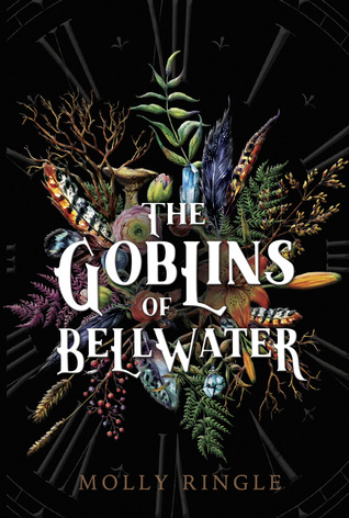 Title: Goblins of Bellwater  Author: Molly Ringle  Publisher: Central Avenue Publishing  Publish Date: October 1, 2017