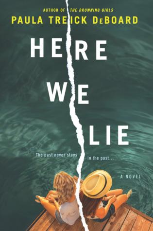 Here We Lie by Paula Treick DeBoard