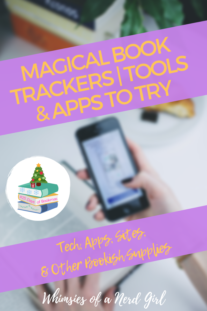 Magical book trackers tools and apps to try.png