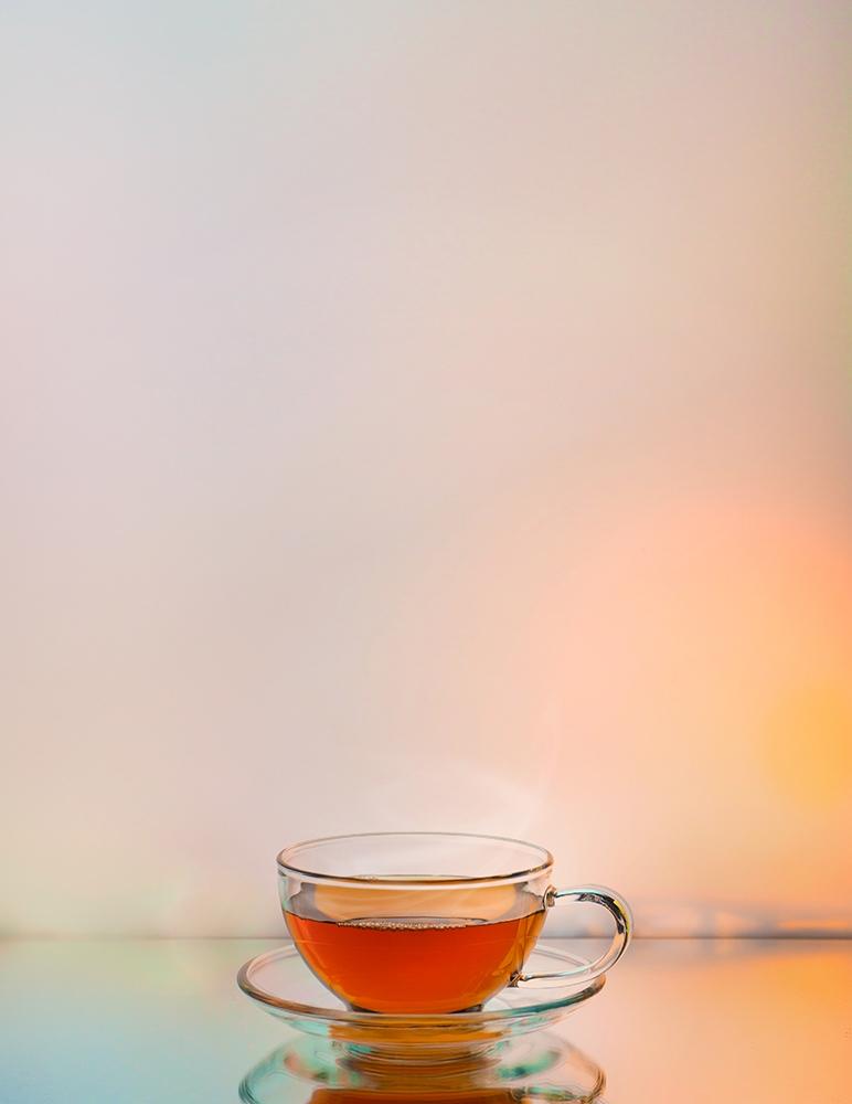 tea: peace in a cup