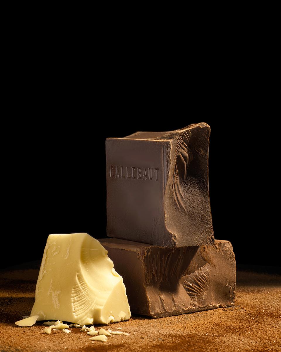 Callebaut chocolate blocks