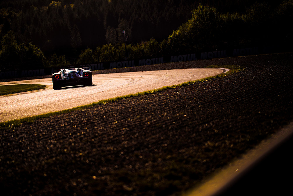 The 6 Hours of Spa Francorchamps
