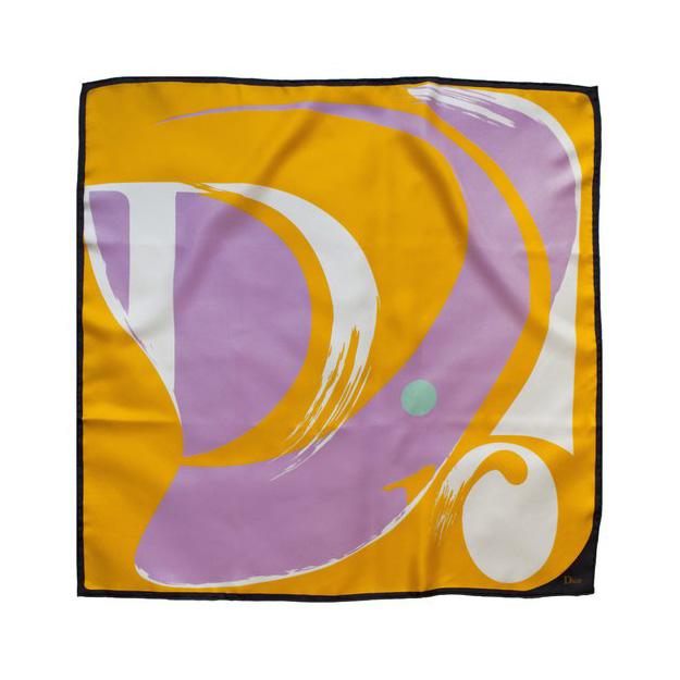 Christian Dior   Scarf Design