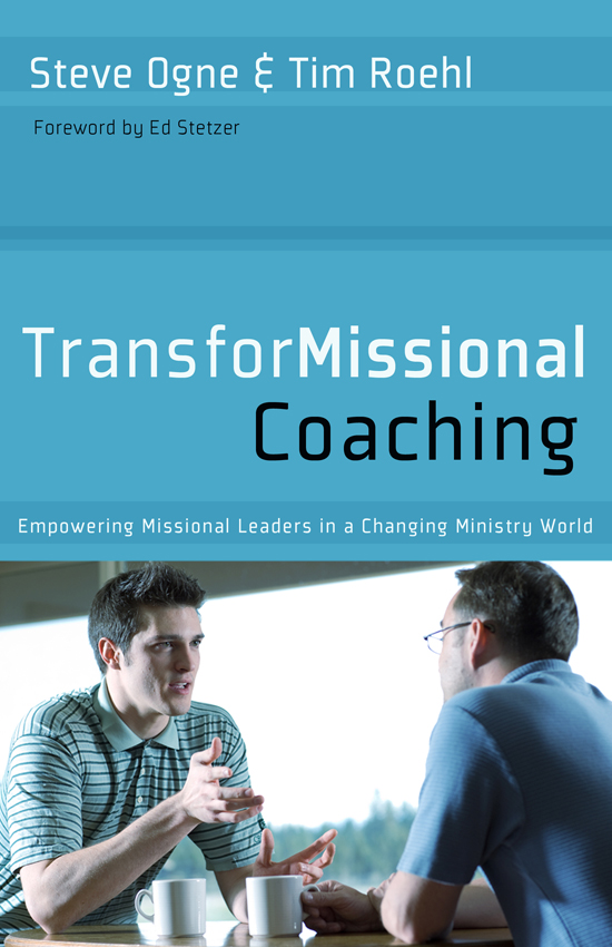 Transformissional Coaching cover