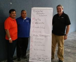 Tim Jose Alfredo Coaching Game Plan Mexico 4-15